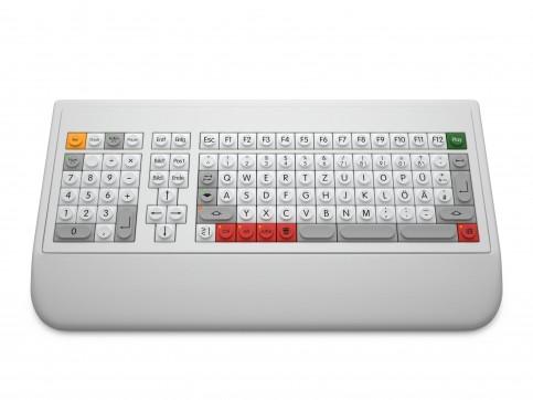 KT 10 Tastatur Nummernblock links