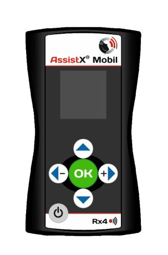 AssistX Mobil Empfänger