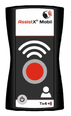 AssistX Mobil Sender