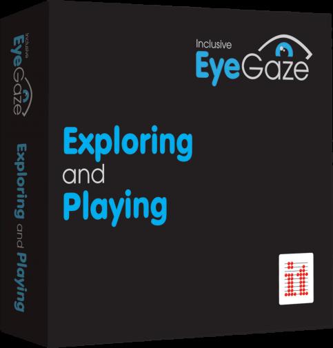 EyeGaze Exploring & Playing Cover
