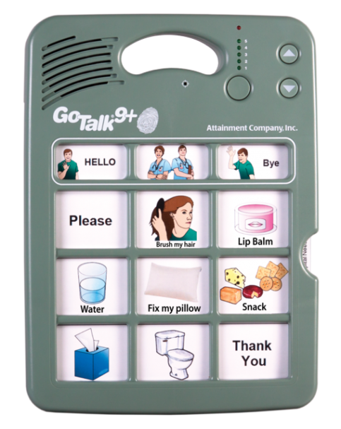 Go Talk 9+ Lite Touch