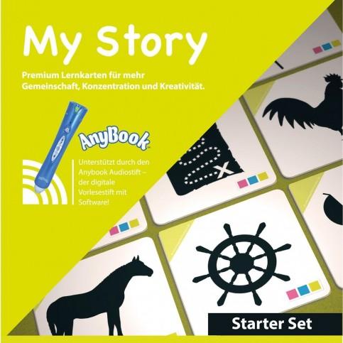 Anybook Reader Starter Set Bundle