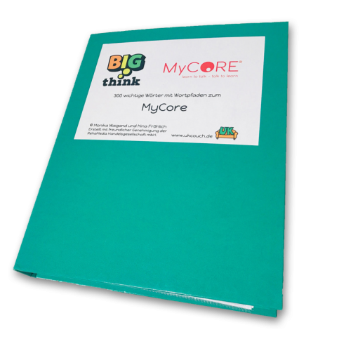 ThinkBig Ordner MyCORE