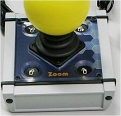 ABP Joystick ZOOM II mit Langhubtasten