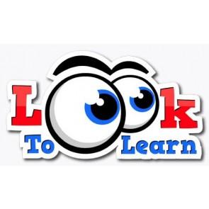 Look To Learn Spiel für Augensteuerung