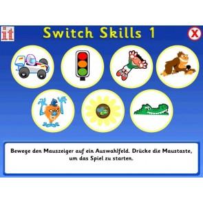 Life Tool Switch Skills 1 Trainer Einzelplatz-Lizenz