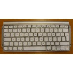 Apple Wireless Keyboard mit Edelstahl Fingerführung