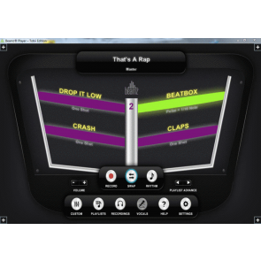 Beamz Player Software Tobii Edition