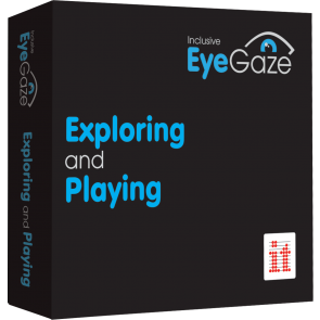 EyeGaze Exploring & Playing Cover