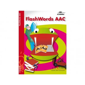 Life Tool Flashwords AAC Frühes Lesen Einzelplatz-Lizenz