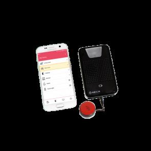 GEWA connect mit Smartphone und Connect APP