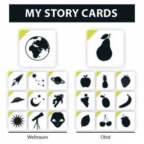 My Story Cards - Erweiterung Weltraum/Obst