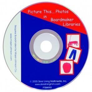 Boardmaker Picture This Fotosammlung 5er-Lizenz