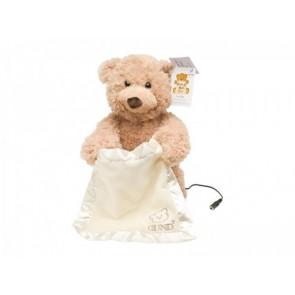 Adapiertes Spielzeug Kuckuck Bär