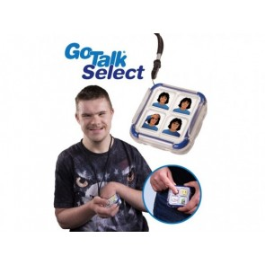 GoTalk Select mit Nutzer