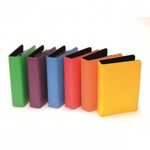 Sprechende Fotoalben 6er Set farbig