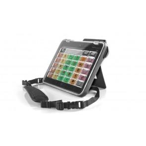 Durable Keyguard Case montiert mit Fingerführung